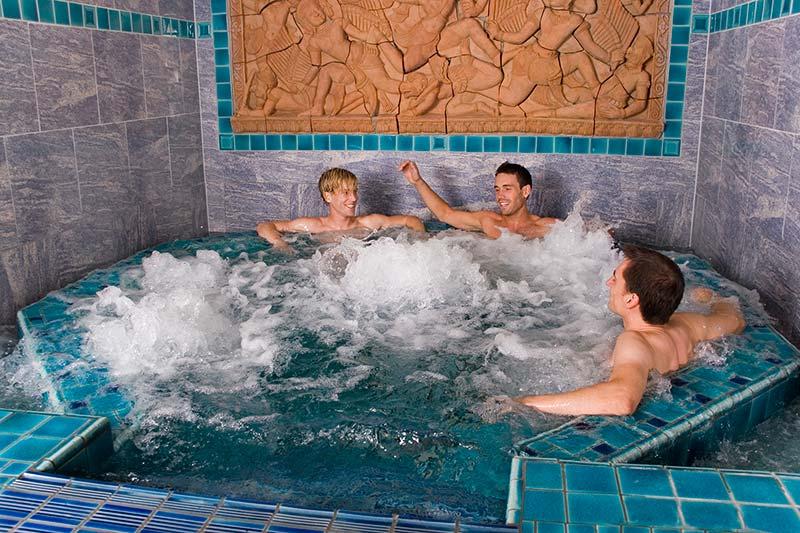 Aquarium-Sauna Karlsruhe | Whirlpool